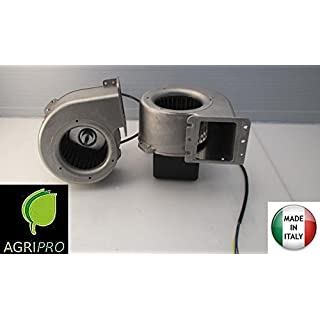 Agripro Zentrifugalventilator EMMEVI CF 100–35W 80/85Motor für Öl-Heizkessel und Pelletöfen