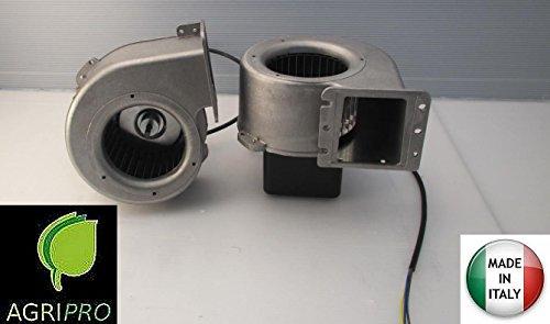 Ventilatore centrifugo EMMEVI CF 100-35 W 80/85 motore usato  Spedito ovunque in Italia