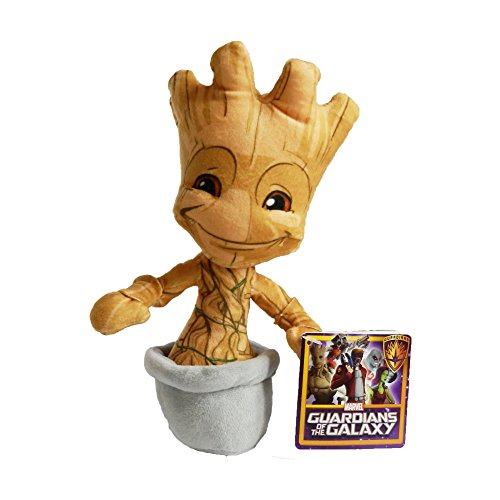 Guardians of the Galaxy - Groot Baby Plush - Marvel - 21cm 8""