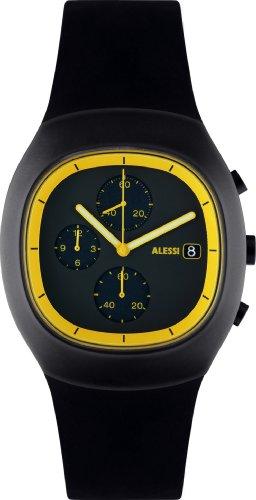 Alessi Uhr Ray, Chronograph, AL21011 by Stefano Giovannoni
