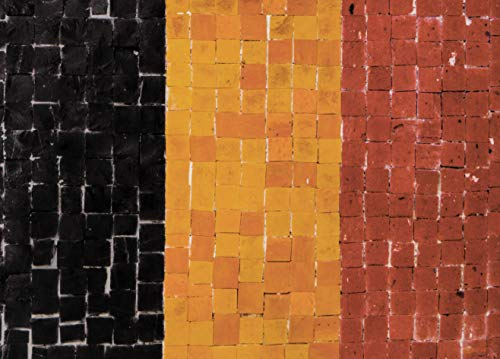 Trois petits points Kit de Mosaico Completo de Tres Puntos, Bélgica y Maxi 6192459600673, Universal