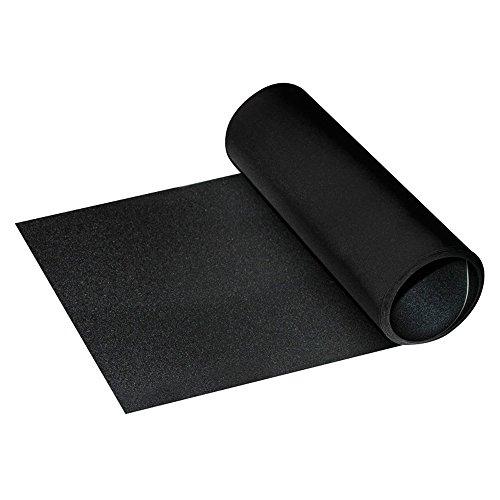 Foliatec Lack Schutzfolie schwarz, Maße 17 x 165 cm