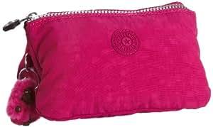 Kipling CREATIVITY K13265132, Damen Taschenorganizer, Pink (Very Berry 132), 5x11x19 cm (B x H x T)