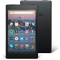 """Nouvelle tablette Fire HD 8, écran HD 8"""" (20,3cm), 32Go (Noir) - avec offres spéciales"""