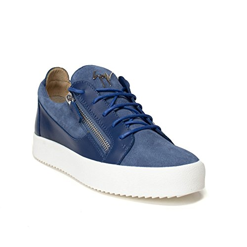 Sneakers GIUSEPPE ZANOTTI Uomo RM7005 -001BL Blu EG278RM7005--001BL Blu