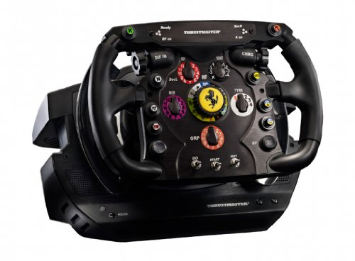 PS3, PC - Volante Ferrari F1 Integral T500 - THR