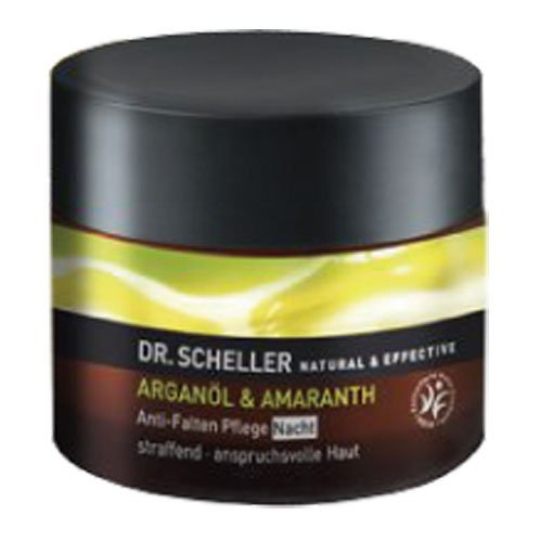 Dr. Scheller Argan Oil and Amaranth Anti-Wrinkle Night Care, 1.7 Ounce by Dr. Scheller