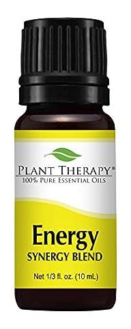 Energy Synergy Essential Oil Blend (Physical Energy) 10 ml (1/3