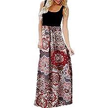 fdbbb940268 Amazon.fr   robe longue pas cher - Rouge
