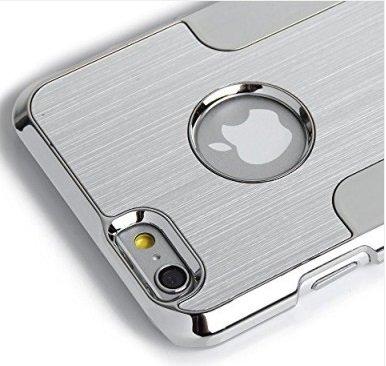 """itronik® 0,35mm Ultra Slim flacher Bumper - die dünnste flexible Schutzhülle für Apple iPhone 6 (4,7"""") - Bumpers Case Hülle Schale Schutz Tasche (grün) Aluminium"""