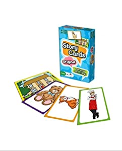 Green Board Games G0944502 Story Cards Game