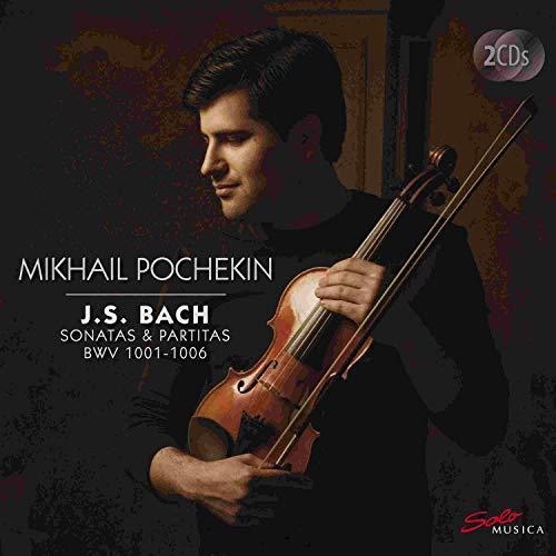 Bach: Violin Sonatas & Partitas, Bwv 1001-1006 (Sonatas Bach Partitas Violin)