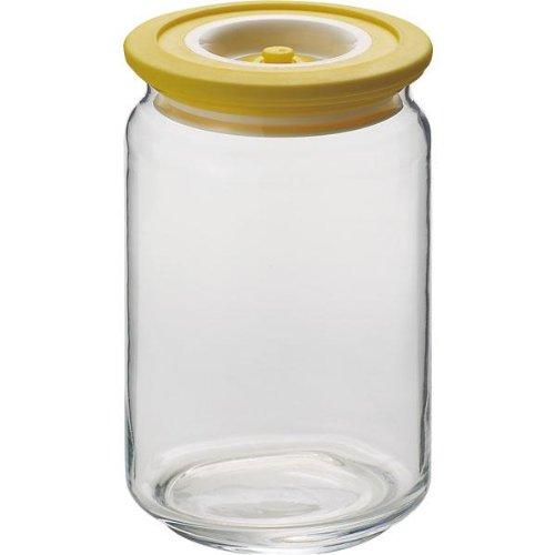 ��Glasdose (150mm x 90mm, 0.75l) gelb ()