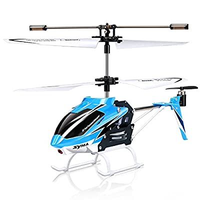 Syma S5 Gyroscope Speed 3 Channel Remote Control Infrared Helicopter