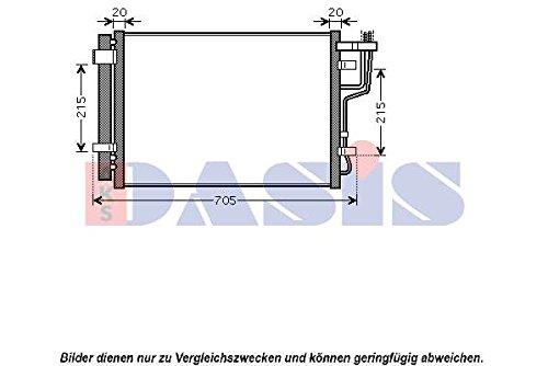 Kondensator, Klimaanlage u.a. für Hyundai |Preishammer von kfzteile24 |