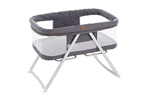 textil-home EASYCOSY - Mini Cuna Viaje bebé Plegable solo 5 kilos de...
