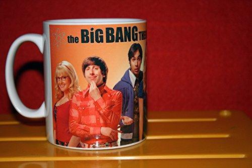 Big Bang Theory-Líderes fundido-Taza de coleccionistas