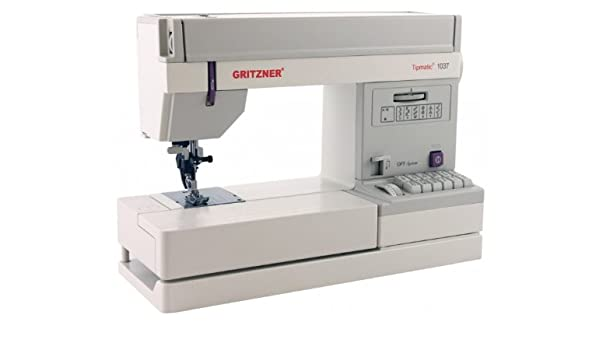 Gritzner Sewing Machine Tipmatic 40DFT Amazoncouk Kitchen Home Custom Gritzner Sewing Machine Price