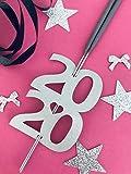 2020 Glücksbringer Wunderkerze Silvester deko 2020 Neujahr/Silvester Dekoration