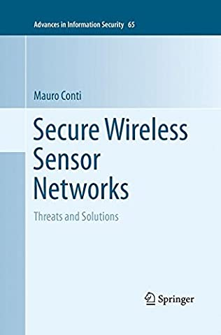 Secure Wireless Sensor Networks: Threats and Solutions