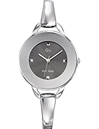 Go girl only  694562 - Reloj de pulsera mujer, metal, color plateado