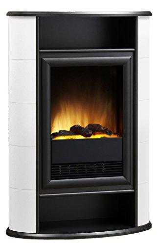 Preisvergleich Produktbild Scandic deLuxe Elektrisches Kaminfeuer mit Fernbedienung