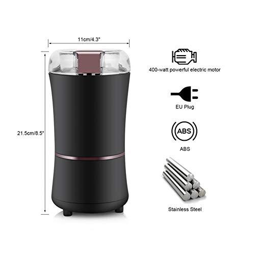 Yg-CT 400W Potente Amoladora de café eléctrica de la Cocina del hogar Mini Sal Pimienta...