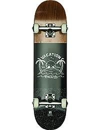 "Skateboard Complete Deck Globe Por Vida Mid 7.6"" x 29.25"" Complete"