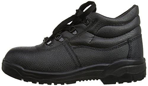 Portwest Mens Steelite Protector S1P Safety Boot Shoes FW10 Black 4 UK, 37 EU - EN safety certified 5