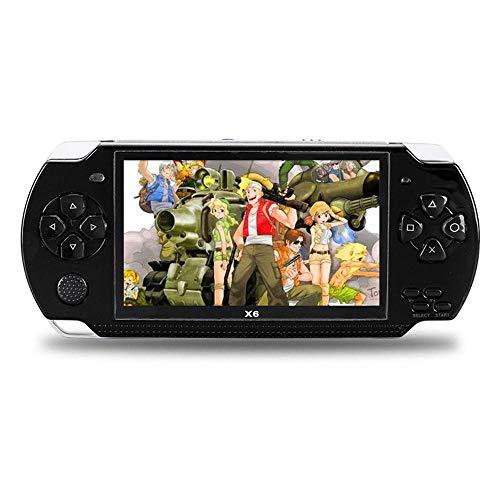 Handheld Konsole Retro,Womdee Handheld Spielkonsole,Retro Spielkonsole Mit 500 Classic Games 4,3