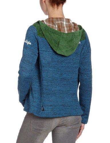 Maloja ullim snow veste pour femme Bleu - bleu