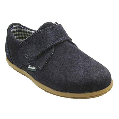 Gorila , Chaussures de ville à lacets pour garçon Bleu