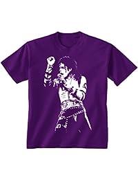 Flip Youth Kids Childrens Michael Jackson King of Pop Icon T-Shirt