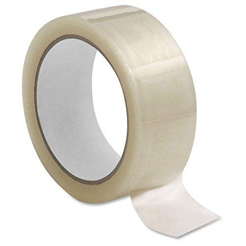 6rouleaux de ruban adhésif d'emballage transparent