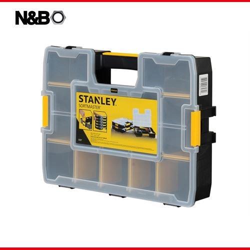 stanley-organizer-sortmaster-innenteiler-anpassbar-1024-konfigurationen-kein-verrutschen-deckel-verr