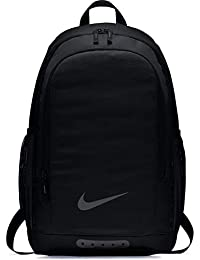Nike NK Acdmy Bkpk, Sac à Dos de Football Mixte Adulte, Noir (Black/Anthracite), 24x15x45 Centimeters (W x H x L)