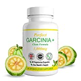 Garcinia Cambogia 1000mg Perfect Garcinia Plus 60 Capsules by UK Made Natural Answers by Perfect Garcinia Plus