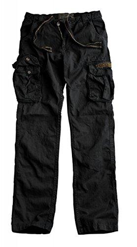 Alpha Industries Pants Beam VF Black