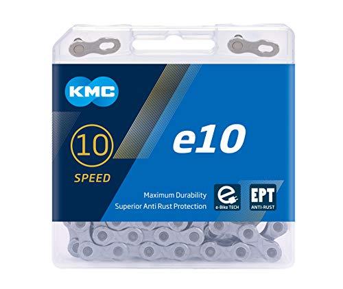 KMC Unisex- Erwachsene e10 EPT E-Bike 10-Fach Kette 1/2