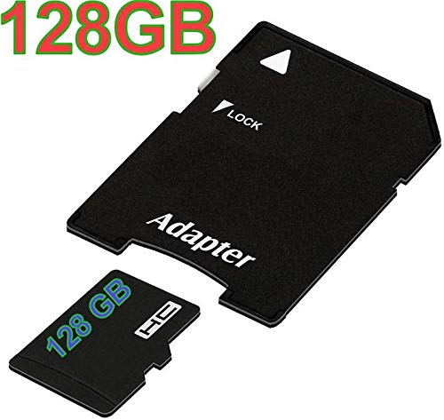 tomaxx Micro SDHC Speicherkarte 128GB Kompatibel mit Samsung Galaxy M10, Galaxy M20, Galaxy A40, Galaxy A50, Galaxy A70, Galaxy S10, Galaxy S10e, S10 Plus 128GB UHS-1 Class 10 Karte inkl. SD-Adapter -