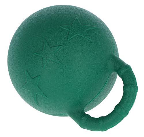 Kerbl 32388 Pferdespielball Horsen Around, grün mit apfelgeschmack -