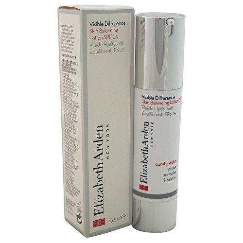 Alpha-beta-hydroxy - (Elizabeth Arden Visible Difference Skin Balancing Lotion Fluid Hydrant SPF16, 49.5 ml)