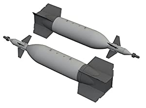 Eduard EDB632112 - Kit de Bomba de latón (Escala 1:32-GBU-11, Varios tamaños)