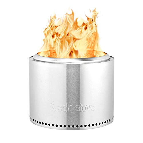 Solo Stove Bonfire Cooking System One Size Silver -