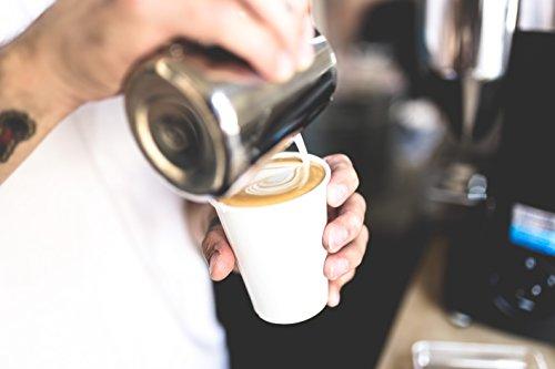 confronta il prezzo MGGI Trading 100pz Bicchiere di Carta per Bevande Calde Bianco 7 OZ - 180 ml - 100pcs 7oz Paper Cups for Hot and Cold Drinks miglior prezzo