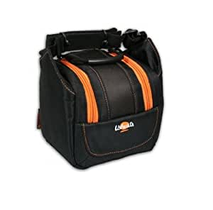 Port Designs Ushuaia Sac pour appareil photo Noir/Orange