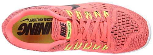 Nike - Lunartrainer, Sneakers da uomo Rosso (hot lava/black-volt-white)