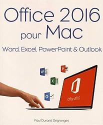Office 2016 pour Mac