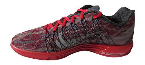 NIKE Lunaracer + 3gyakusou Undercover Lab de running pour homme 726447Sneakers Chaussures team red light charcoal gym red 600
