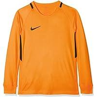 Nike Niños Park III Goalie Camiseta de Portero, Todo el año, Infantil, Color insgesamt Orange/Schwarz, tamaño Large